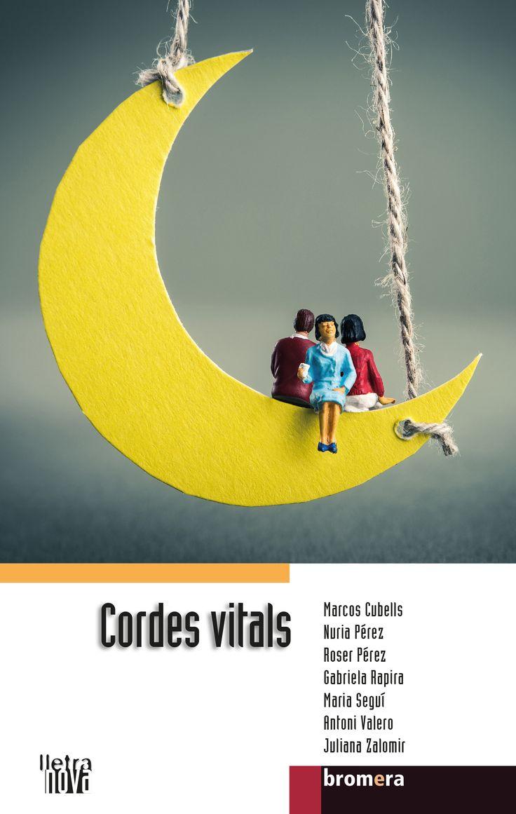 Cortes vitals reuneix les obres guanyadores dels Premis Juvenils de Literatura Breu Ciutat de Mislata 2016.