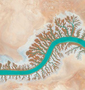 Images from a new book, Overview: A New Perspective, by Benjamin Grant display the beauty and fragility of our planet and its natural resources