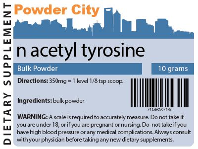 N-Acetyl L-Tyrosine (NALT)