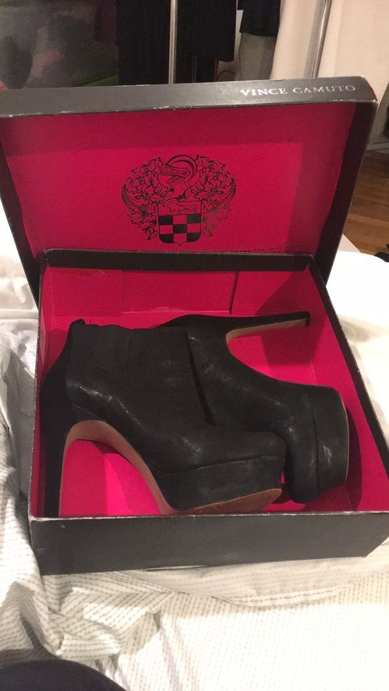 Vince Camuto Fashion Clothing Shoes Accessories Womensshoes Boots Ebay Link Boots Women Shoes My Style