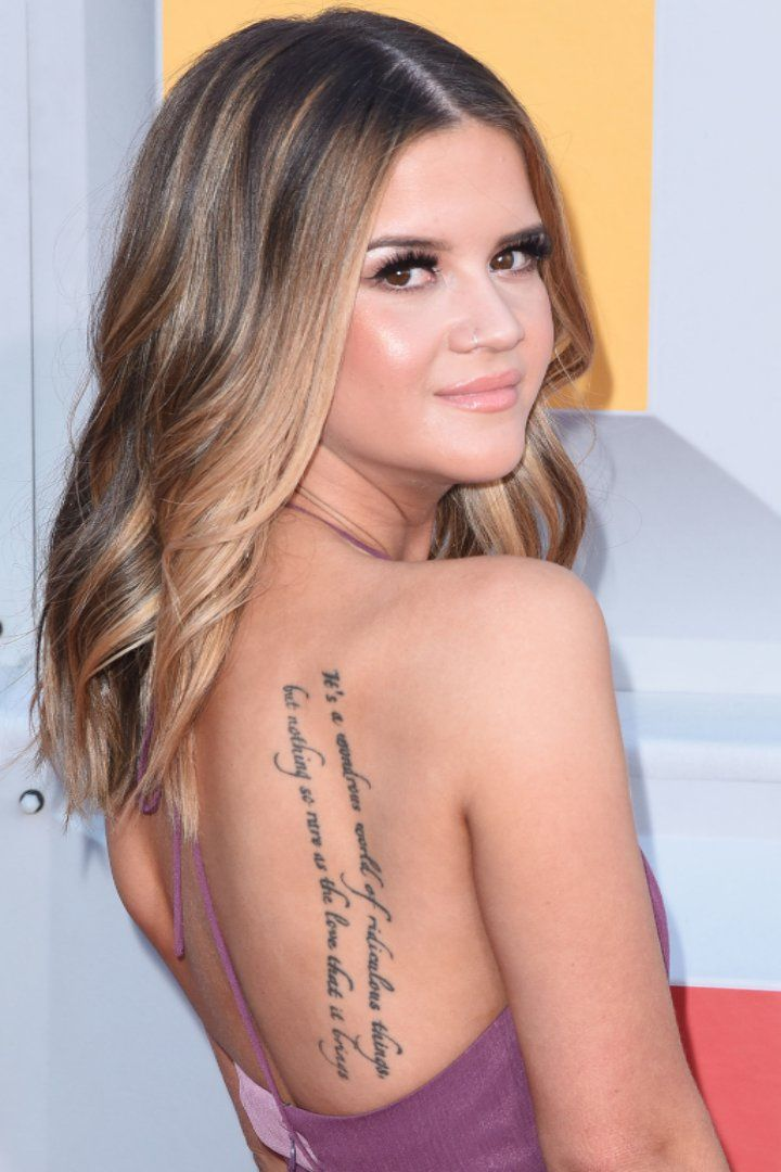 Who Is Maren Morris? Get to Know Country's Next Big Thing