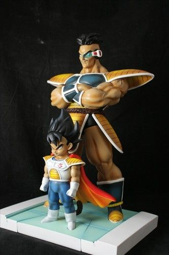 Dragonball Z 6 Quot Prince Vegeta Amp Young Nappa Statue New