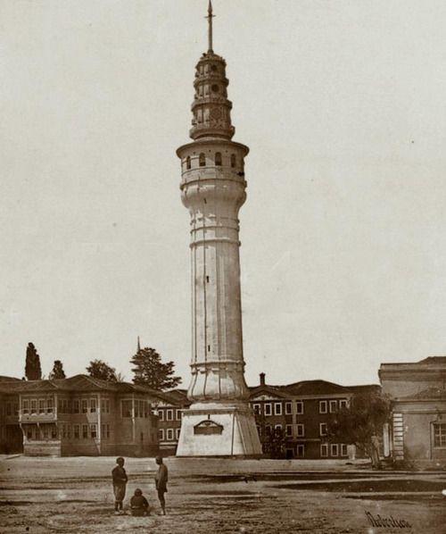Beyazıt Kulesi (1854-56)