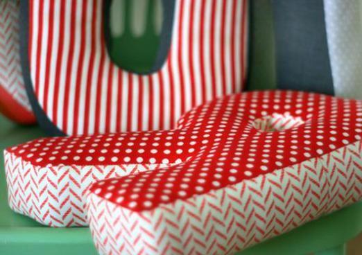 подушки-буквы выкройки алфавит - Поиск в Google