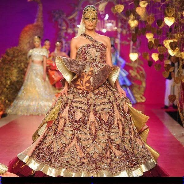 #RituBeri #Bridal #Designer Dress
