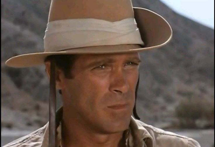 "Men:  Christopher George, ""The Rat Patrol"" (TV Series).   Sadly, deceased."