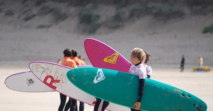 Quiksilver Surf School, Newquay