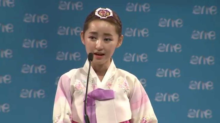 http://www.oneyoungworld.com/about-us Speech from Yeonmi Park telling her story of life in North Korea and calls for action against such human rights violato...