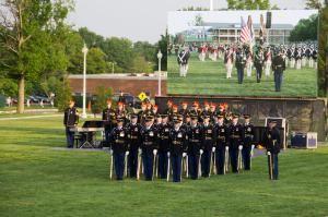 Enjoy Patriotic Music at the Twilight Tatoo Army Band Concerts: U.S. Army Bands - Twilight Tatoo