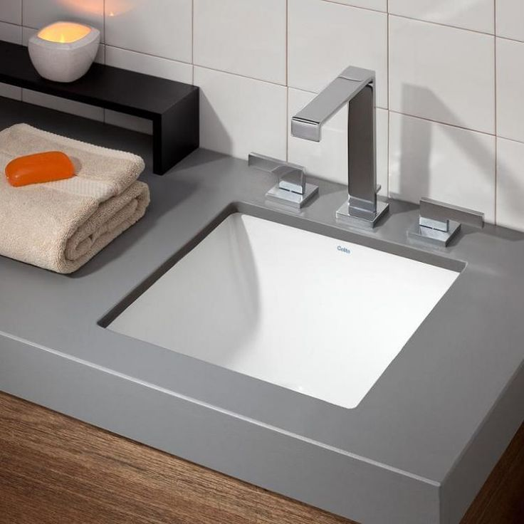 Use epoxy to install an undermount bathroom sink - Replace undermount bathroom sink ...