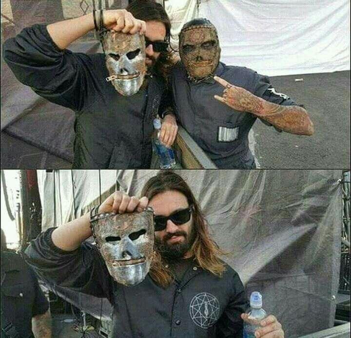 Jay Weinberg & Alessandro Venturella (Slipknot)