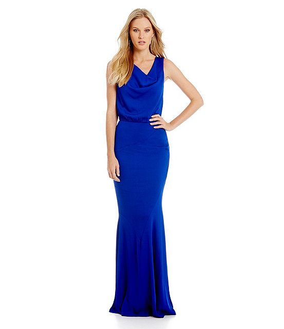 Nicole miller collection stretch crepe dress bridesmaid for Wedding dress shops in huntsville al