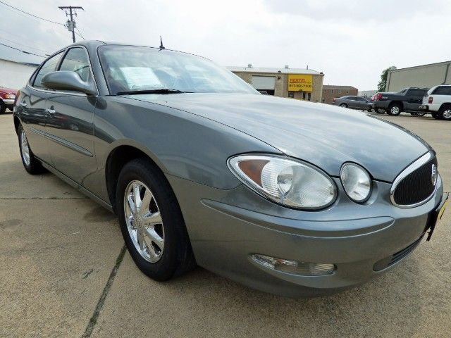 Better by Buick! Designated a Top 10 Engine of the 20th Century by Wards, This 1-Owner 2005 #Buick #LaCrosse CXL Sedan with the Legendary #3800 V6 Engine; Leather; Heated Seats; & a Clean CARFAX is Just $4,998! -- http://www.hertelautogroup.com/2005-Buick-LaCrosse/Used-Car/FortWorth-TX/9208616/Details.aspx  #buicklacrosse #goodcar #3800v6 #10bestengines