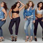 A gömbölyű a divat! Íme a legszebb plus-size modellek!