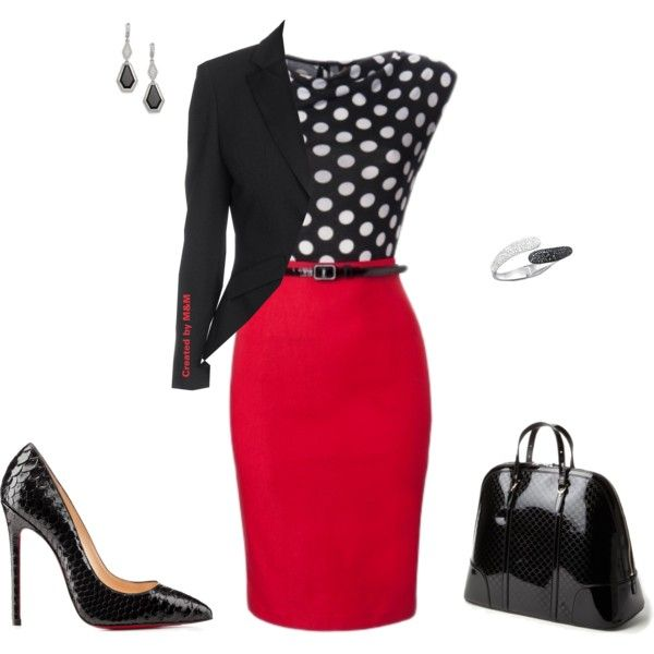 """~SHE WORKING 9 TO 5~"" by marion-fashionista-diva-miller on Polyvore"