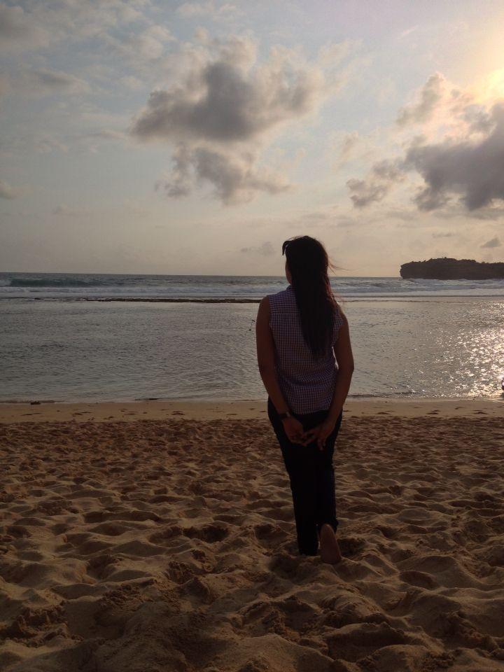 Pantai Sadranan - Gunungkidul - Yogyakarta