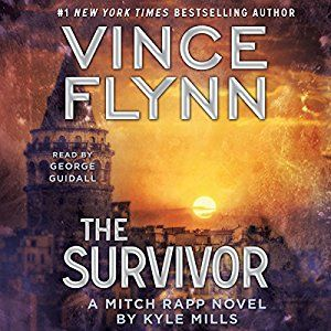cool The Survivor By Vince Flynn , Kyle Mills AudioBook Free Download