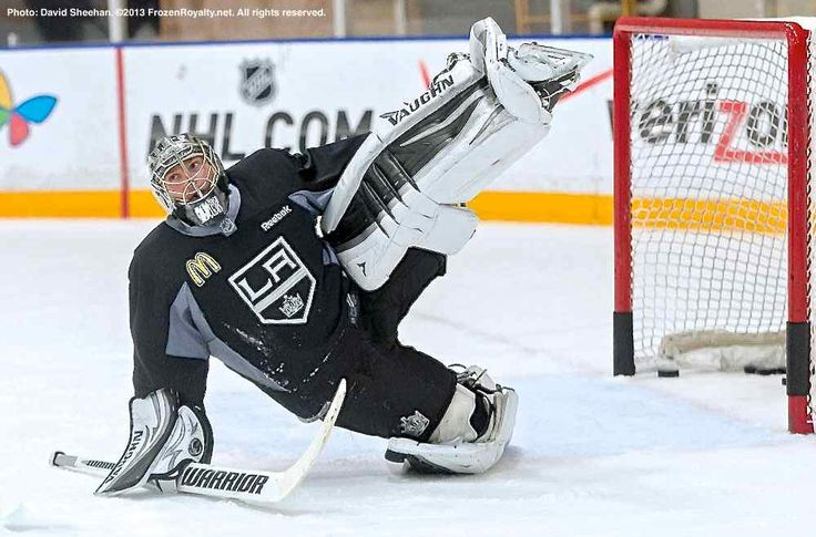 "Frozen Royalty Video - LA Kings Goalie Jonathan Quick: ""You're Looking For The Pain, Trying To Find It"""