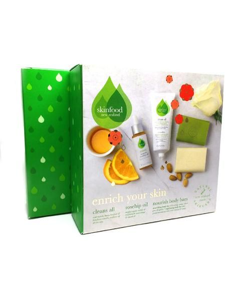 Enrich your skin, skin food, levetrina, mud, masque, gift, face care, bar, cleanser, organic, soap, pack