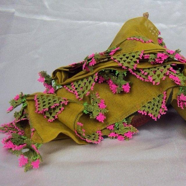 OYA ~ Turkish Needle Lace