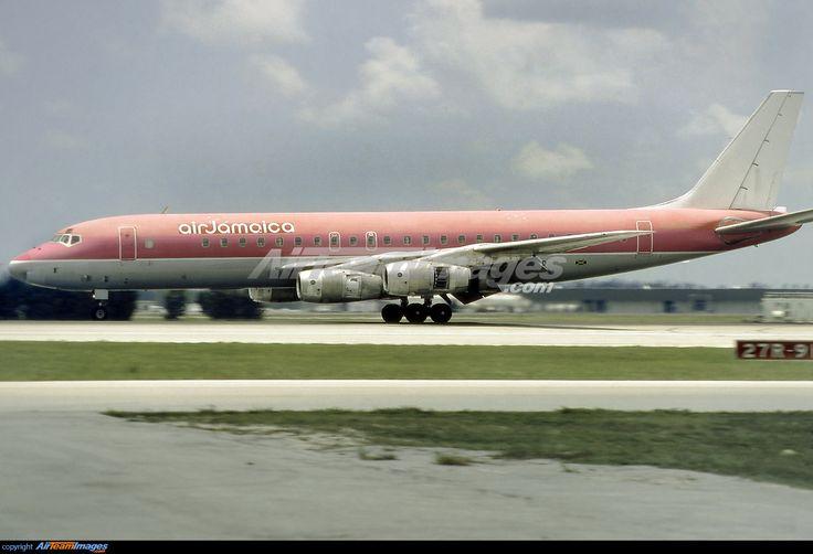 Air Jamaica (Aero Peru) Douglas DC-8-51