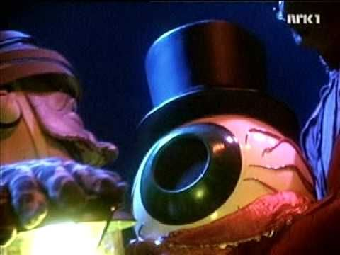 There's something brilliant and insane about the Residents.