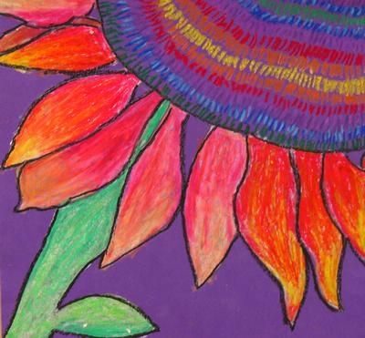 lots of beautiful sunflower art