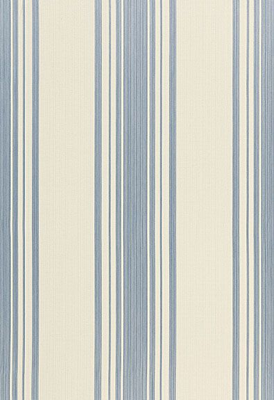 "Fabric for a Wall Covering - Carnegie Cotton Strip, Delft, Fabric SKU-67022, Repeat - Straight, Width - 54"", Horizontal Repeat - 13.5"", Vertical Repeat - 0"", Abrasion Results - Martindale 35,000, Fabric Content - 100% Cotton, Country of Finish - India, This offering is featured in Chroma, BK760135312"