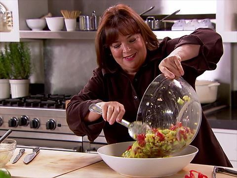 best 20+ ina garten corn salad ideas on pinterest | food network