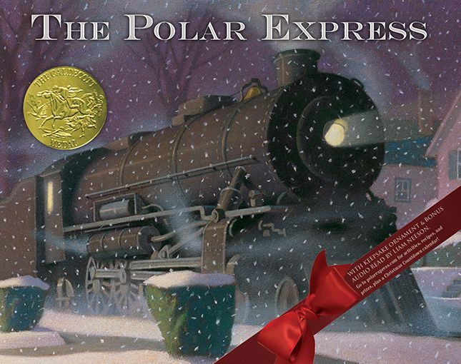 This Caldecott Medal-winning book first graced children's nightstands in 1985 and it's still ranked as one of the top picture books of all time. It was even made into a movie in 2004 starring Tom Hanks.   - CountryLiving.com