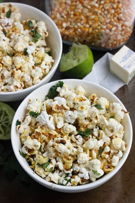 2. Margarita Popcorn   Community Post: 19 Creative Ways To Flavor Popcorn