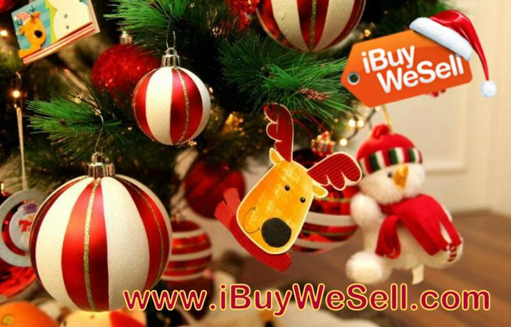 You are looking for Chistmas gifts, decorations, christmas light, trees, etc ? Find here:  www.ibuywesell.com