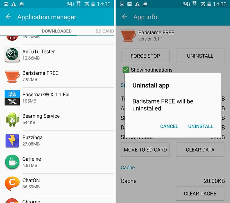 how to search android phone on mabook