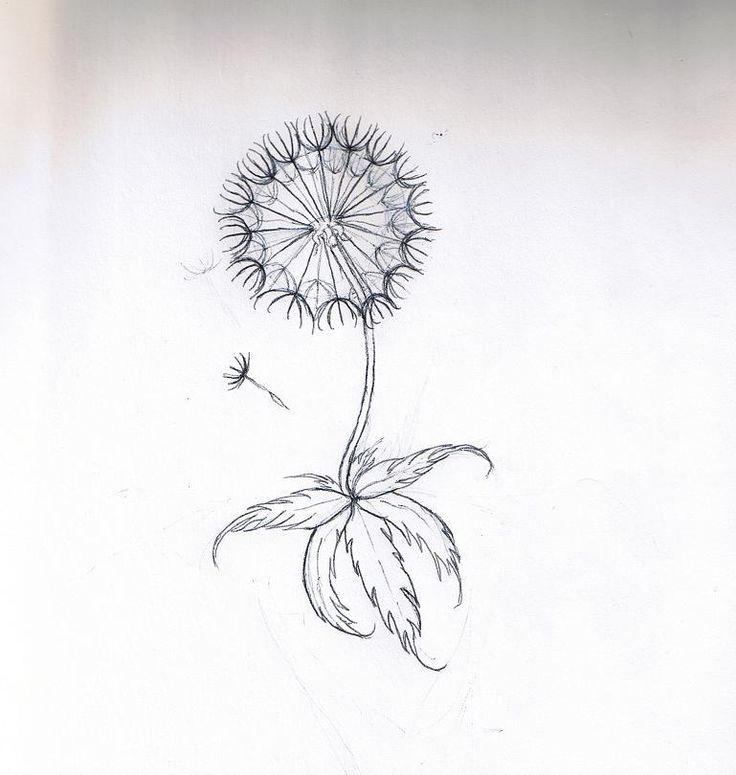 26 Dandelion Tattoo Designs Ideas: Best 25+ Dandelion Tattoos Ideas On Pinterest