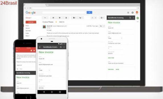 Google vai lançar extensões exclusivas para o Gmail