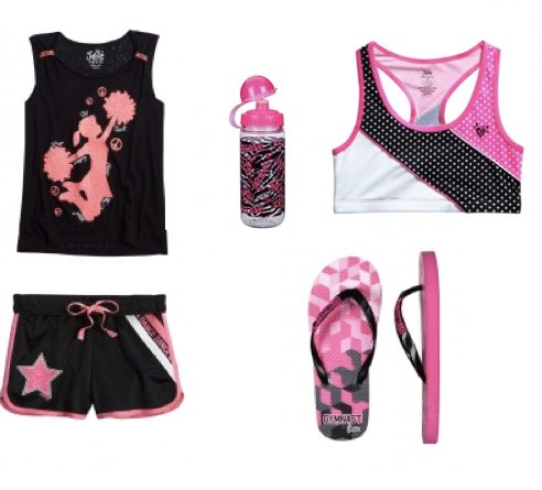 I know that this is from Justice® and that is a store for younger girls like me, I still think it is so cute.