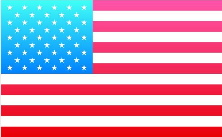 photo of usa flag