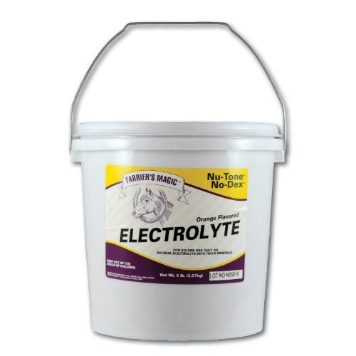 ELECTROLYTE POWDER 50LB ! & by Farrier's Magic. $48.95. ELECTROLYTE POWDER 50LB !