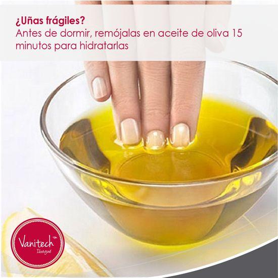 ¿Sufres de uñas frágiles? Toma nota