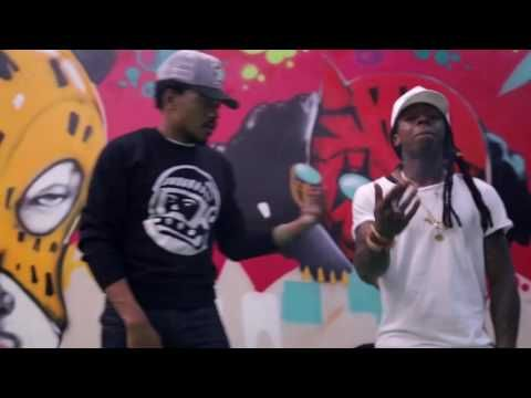 Chance the Rapper ft. 2 Chainz & Lil Wayne - No Problem (Official Video).  - They dun wan none rite?!,,lol