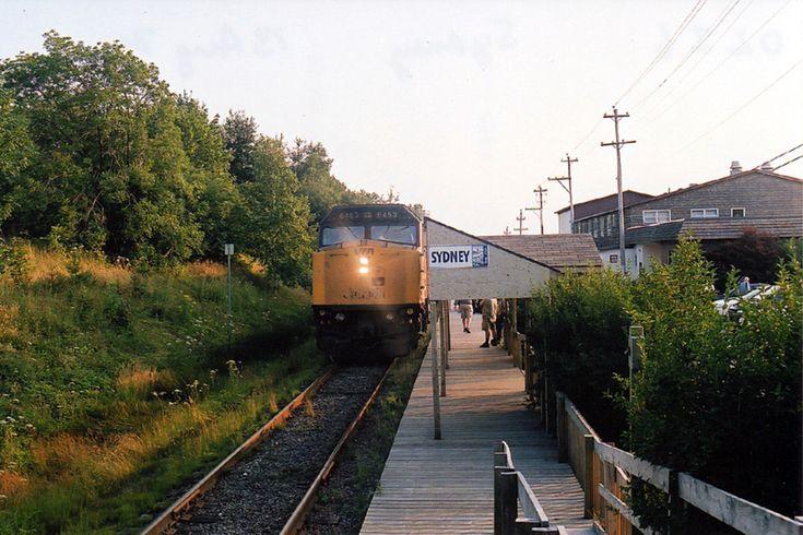Former Sydney Via Station-Sydney-Cape Breton | Photographs And Memories of Cape Breton_Cape Breton Nova Scotia