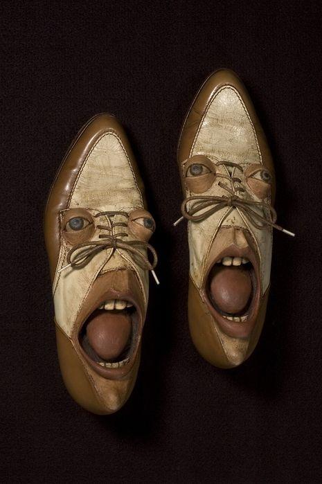 центральной части брендовая обувь с приколами в картинках чистая