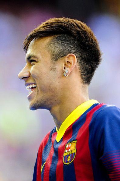 Neymar Haircut 2014 Name