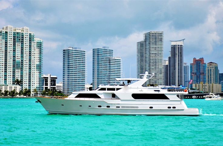 Yacht think big in miami beach florida fl bb rental
