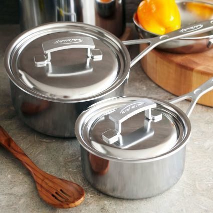 Demeyere® Industry5 Covered Saucepans - $169.95