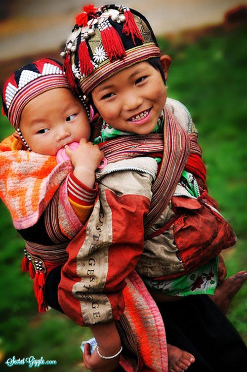 Children of the world (49 Photos) - Secret Giggle