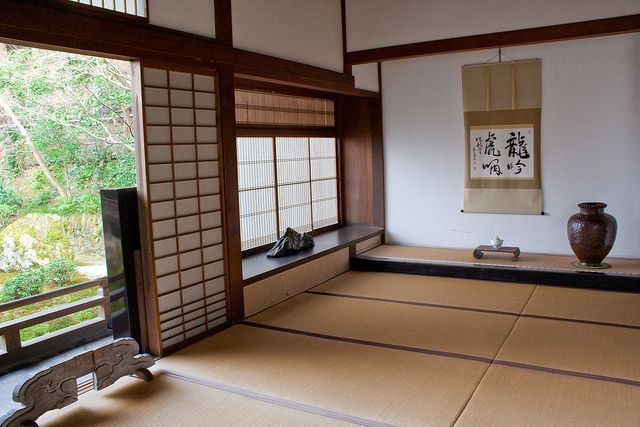 Zen Meditation Room by JustTravelingAround, via Flickr