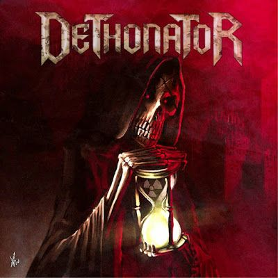BEHIND THE VEIL WEBZINE: DETHONATOR – Dethonator Review