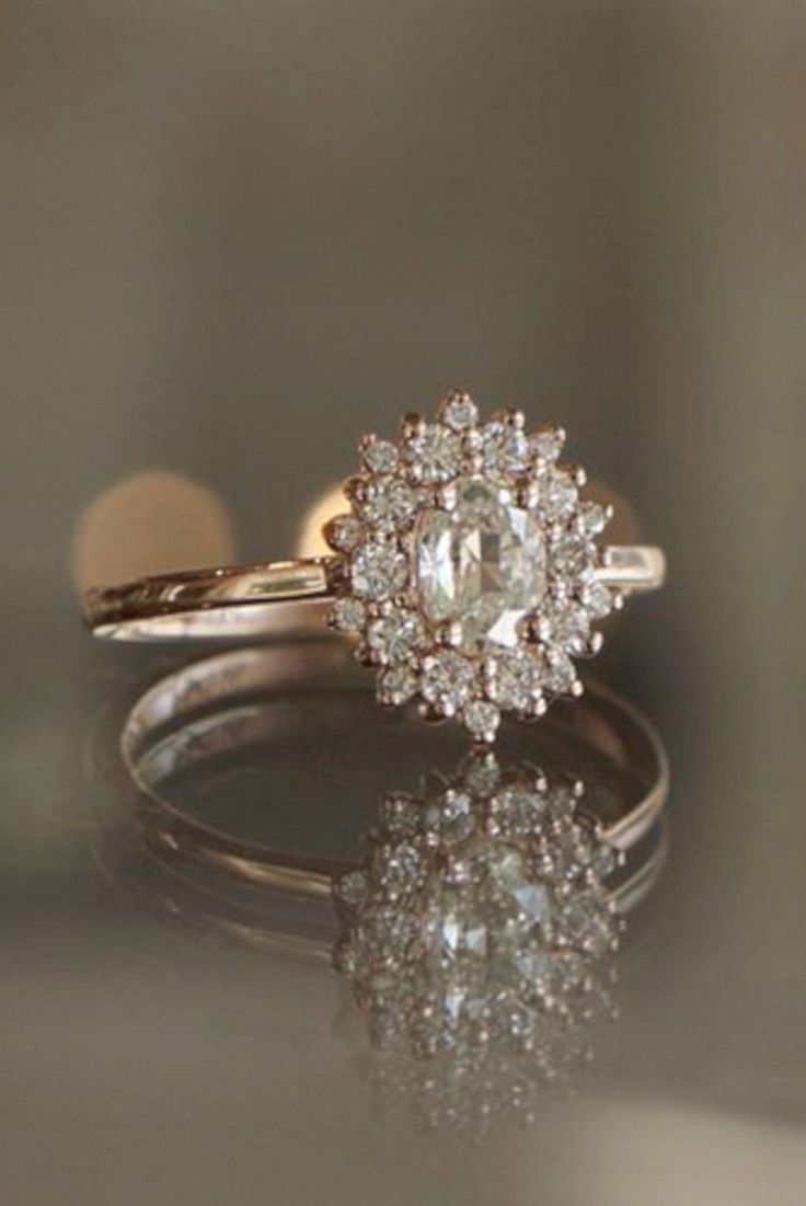 Awesome 75 Most Beautiful Vintage And Antique Engagement Rings Https Oosile