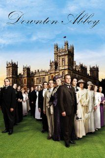 Katie's pick: Downton Abbey.